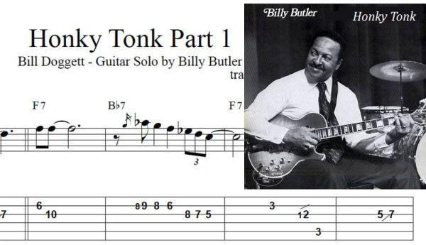 Billy Butler Honkey Tonk