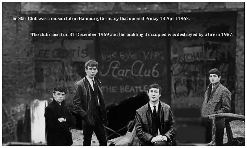 beatles back to star club