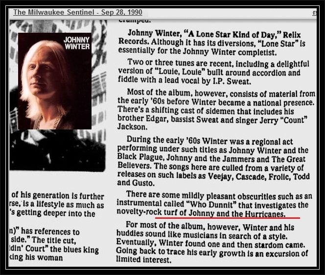 johnny winter j and h