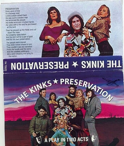 Kinks CD Cover