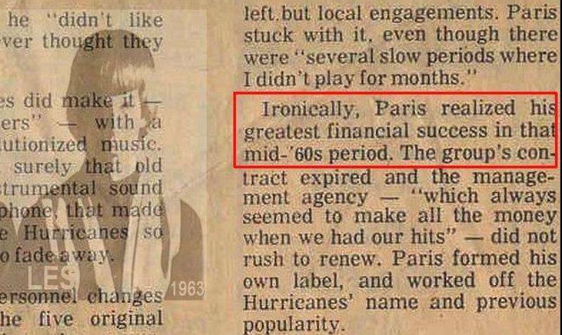 Les 1963 Article