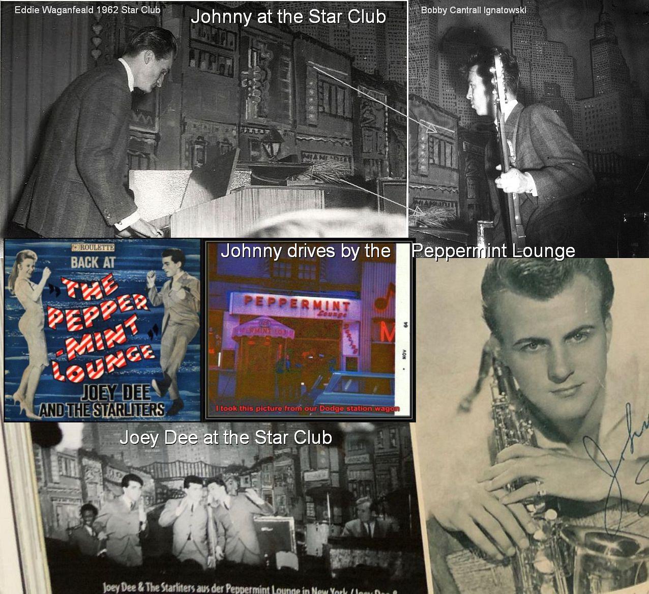 Joey Dee Johnny Bobby